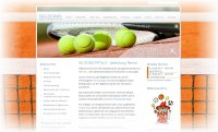 SG ZONS Tennis Website